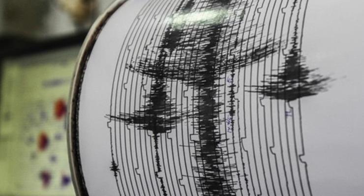 К югу от побережья Африки зафиксировали сильное землетрясение