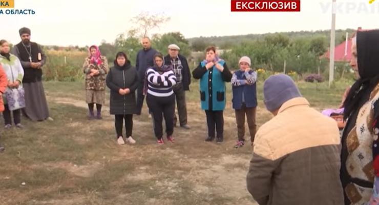 На Одесчине подросток поджег церковь, а потом просил прощения на коленях