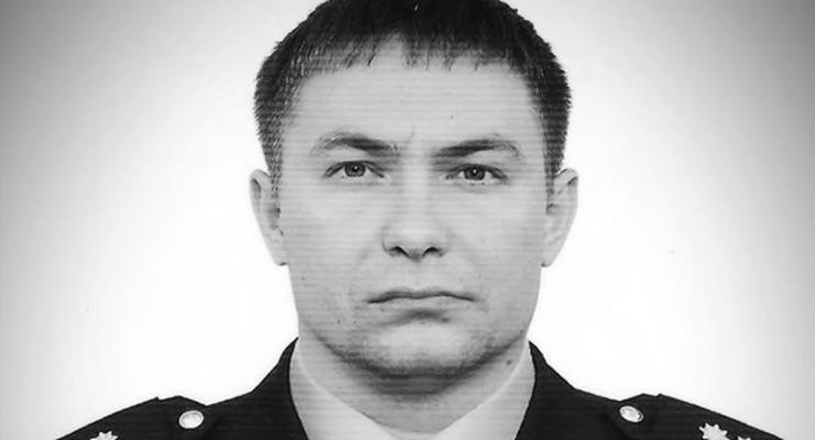 На Одесчине умер пострадавший в ДТП полицейский