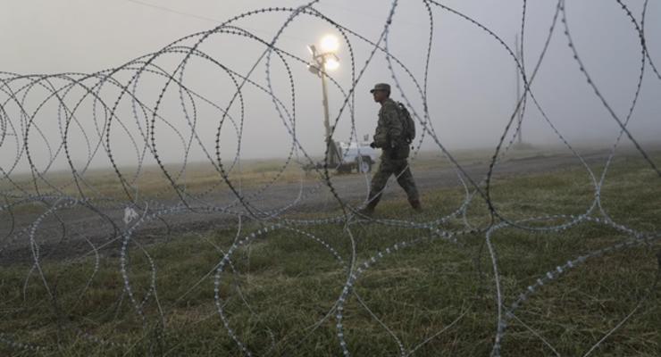 Мексиканские военные вторглись в США с марихуаной