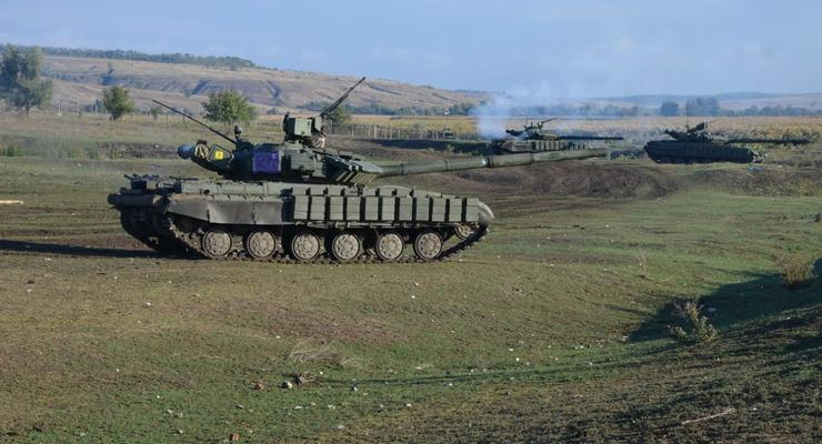 Сутки на Донбассе: В ход пошли тяжелые орудия