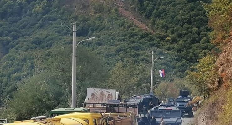 НАТО и ЕС призвали к деэскалации конфликта на границе Косово и Сербии