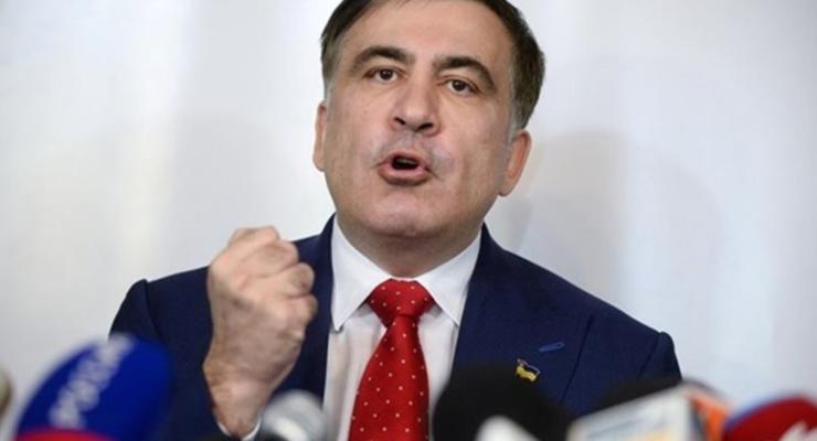 Саакашвили из Киева летит в Тбилиси