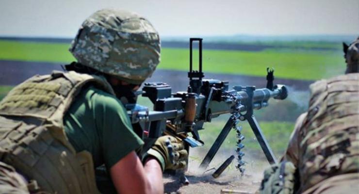Ситуация в районе ООС: Боевики применили запрещенное вооружение