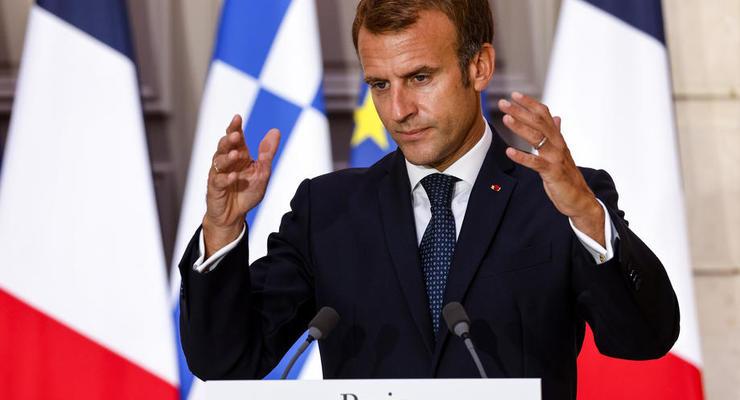 """""""Избавьтесь от наивности"""": Макрон призвал Европу укреплять оборону"""