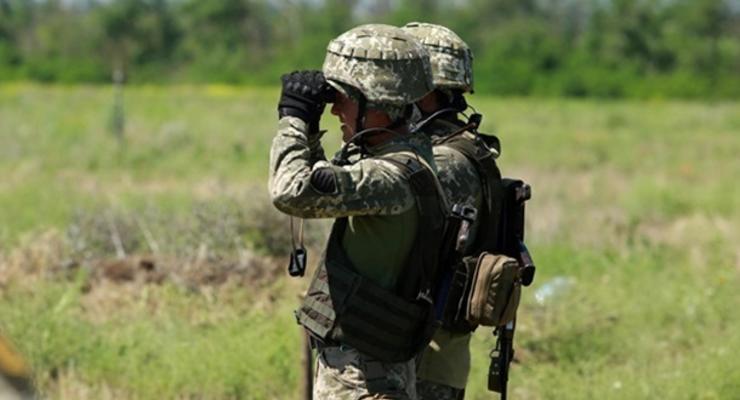 На Донбассе погиб военный из Харьковской области