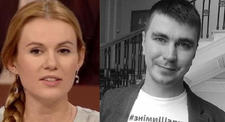 Умерший Поляков жил со Скороход, которую из Рады увезла скорая, - СМИ