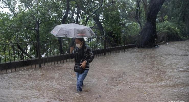 В Китае в результате наводнений погибли 29 человек