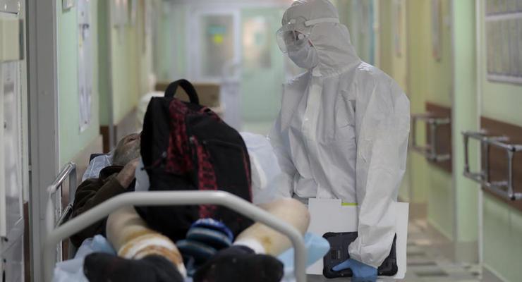 В Украине за день выявили более 16 тысяч новых случаев COVID-19