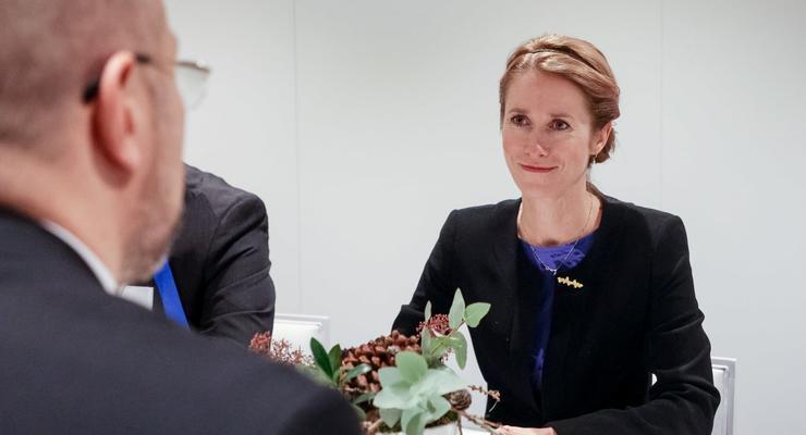 Шмыгаль встретился с премьером Эстонии: О чем говорили