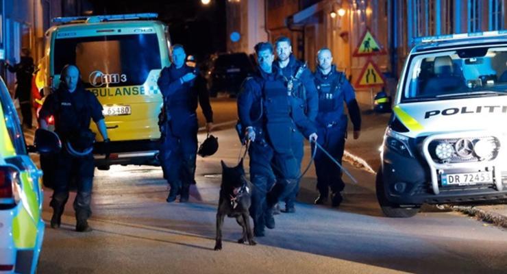 Возросло число пострадавших от рук лучника в Норвегии