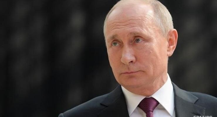 Путин ответил на вопрос о своих планах на президентское кресло