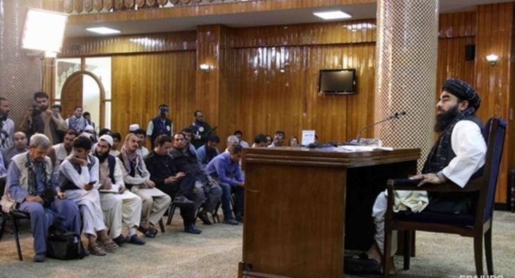 Талибы призвали США исключить их из списка террористов
