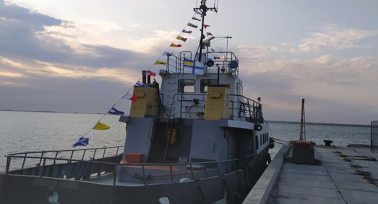 Крушение судна ВМС в Черном море: Известна судьба корабля и команды